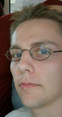 Ich mit Brille