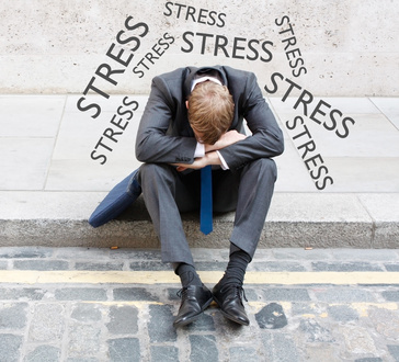 Stress mit MET & EFT bekämpfen