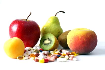 Ernährung, Gesundheit, Nahrungsergänzungsmittel